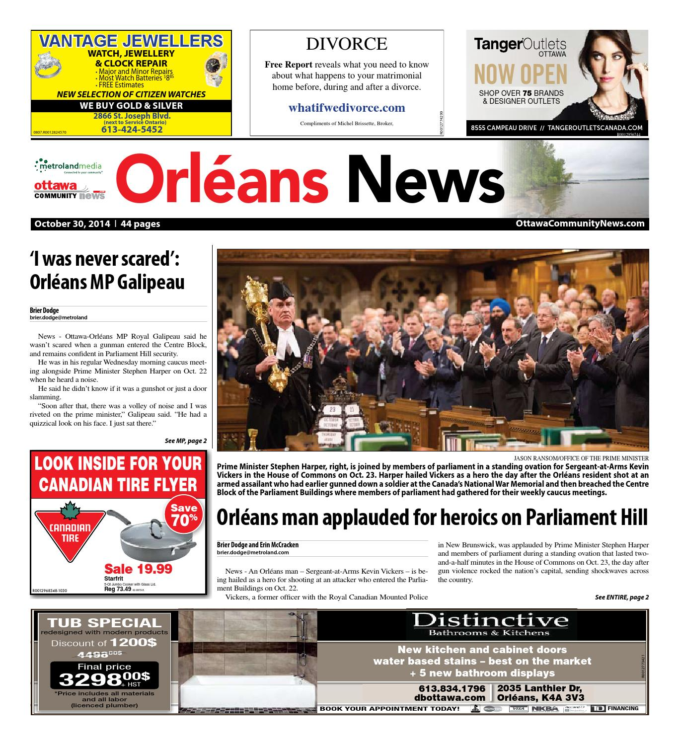 Orleans by Metroland East Orleans News issuu