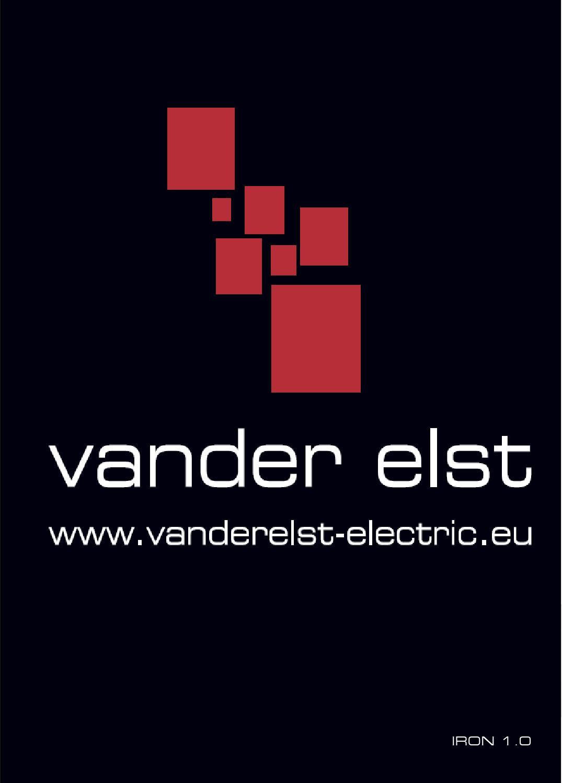 Iron 1.0 2014 by VANDER ELST NV/SA - issuu