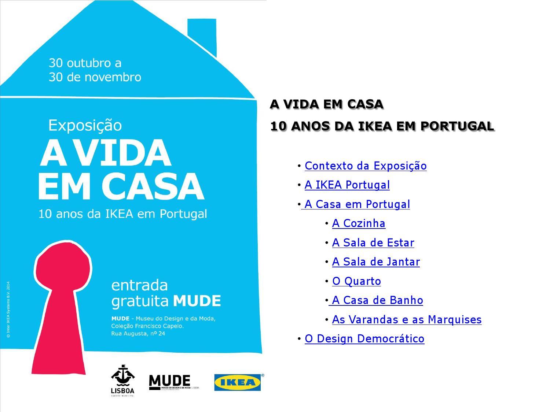 A Vida Em Casa 10 Anos Ikea Em Portugal By Trendy Issuu