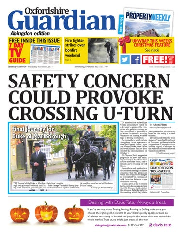 15a2399d933b 30 october 2014 oxfordshire guardian abingdon by Taylor Newspapers ...