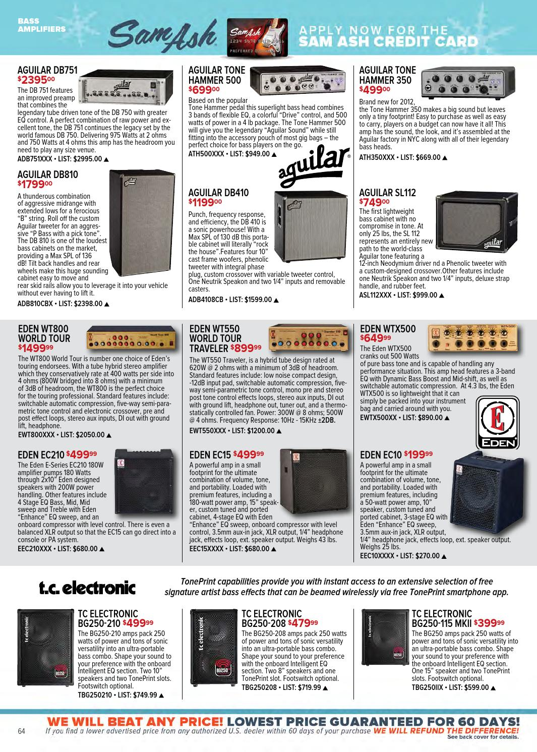 Holiday GiftGuide 2014 by Sam Ash Music Corp  - issuu