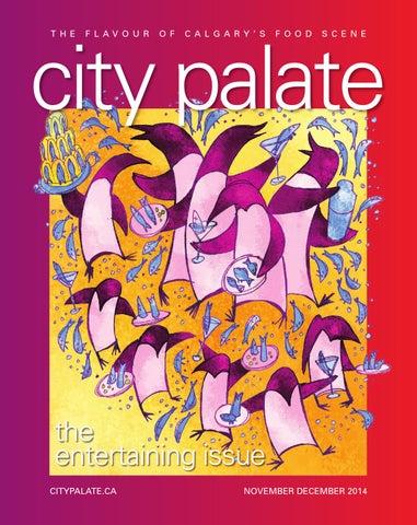 City Palate November December 2014 by City Palate - issuu aa76da86b2e
