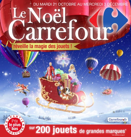 Catalogue Jouets Noel 2015 Carrefour By Lsa Conso Issuu