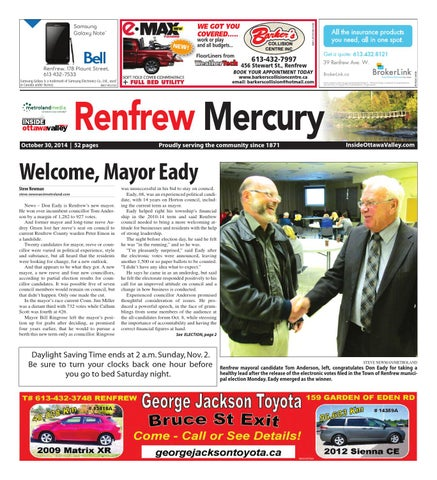 Renfrew103014 by Metroland East - Renfrew Mercury - issuu 771ed9d4162