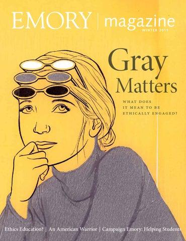 Emory Magazine / Winter 2011 by Emory University - issuu