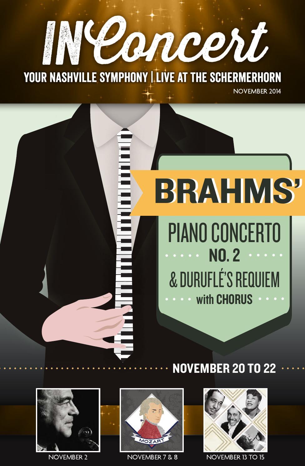 Nashville Symphony | November 2014 InConcert by Nashville
