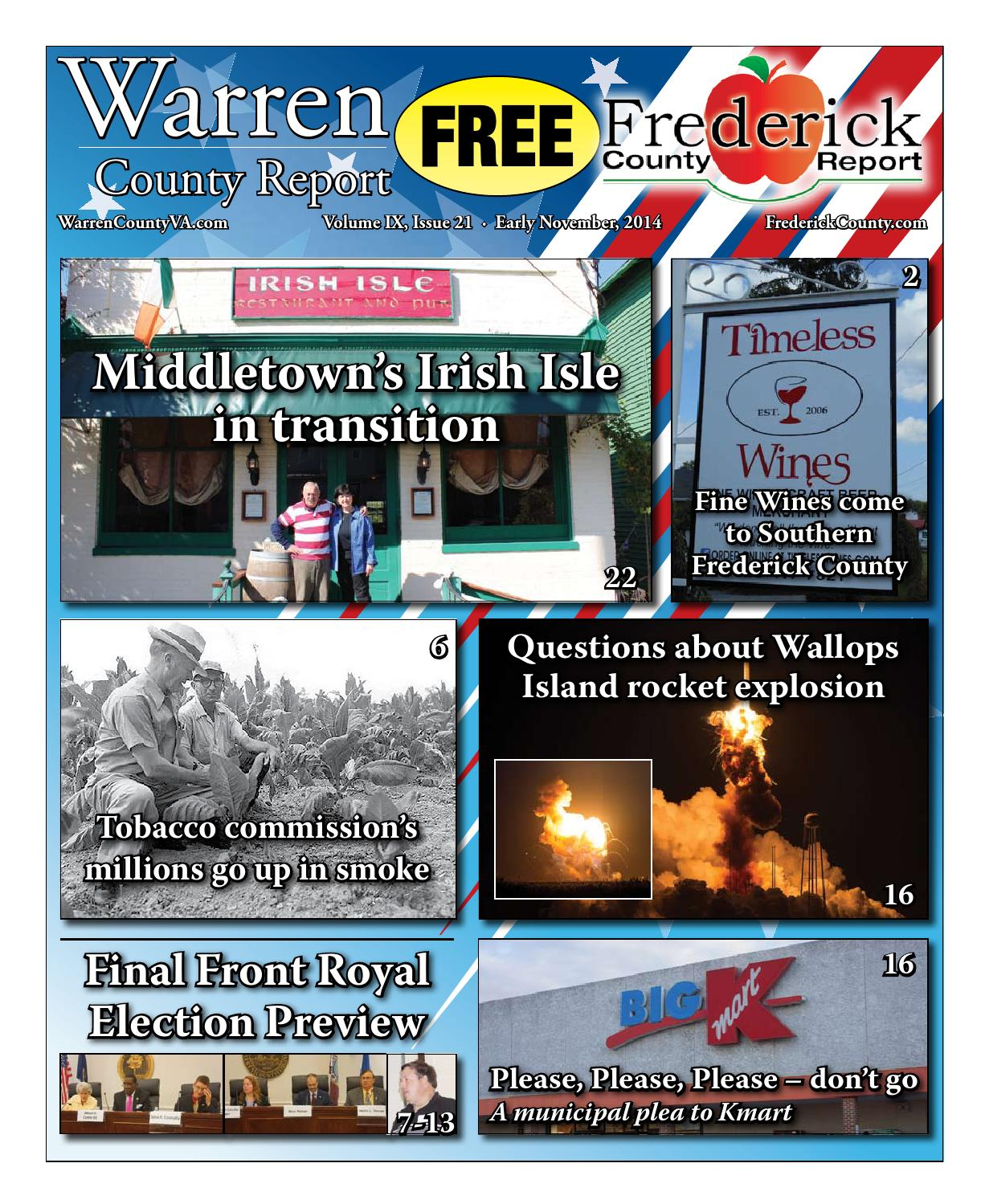 early november 2014 warren and frederick county report by warren rh issuu com