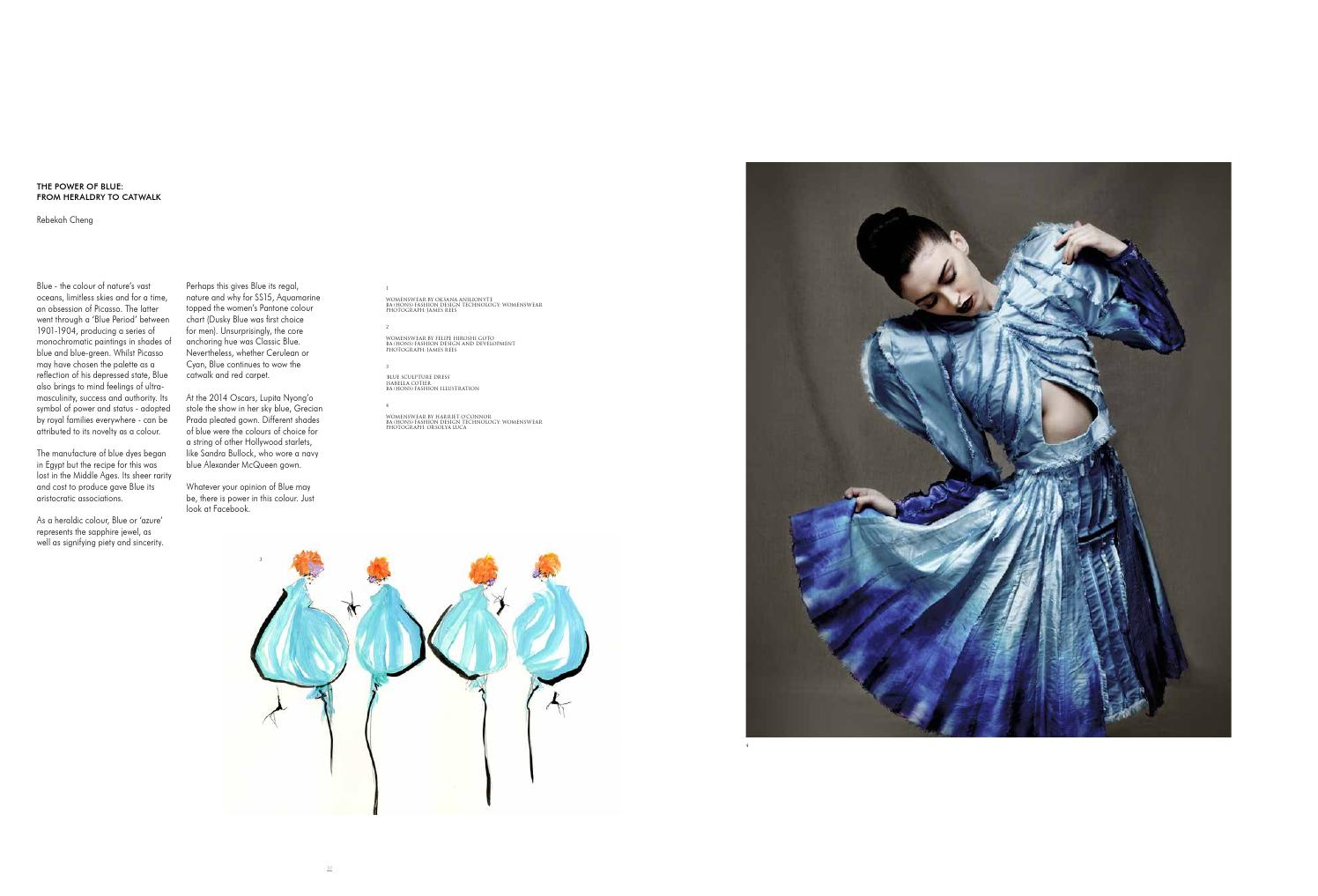 Art Of Dress By London College Of Fashion Issuu