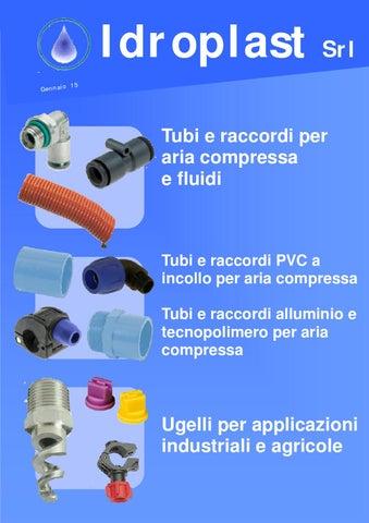 Tubi raccordi x aria compressa e fluidi by webpoint for Raccordi per tubi scaldabagno