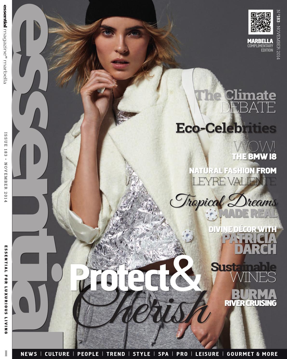 c0c945d07ba Essential Magazine November 2014 by Publicaciones Independientes ...