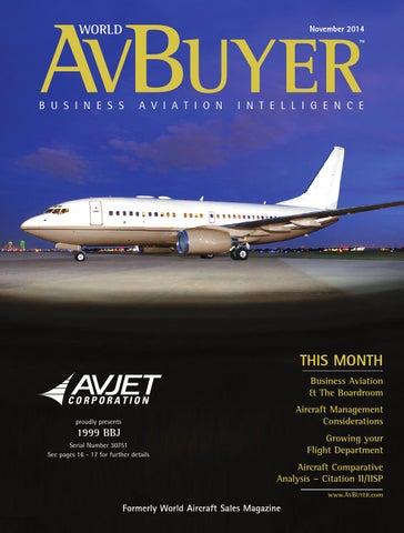 AvBuyer Magazine November 2014