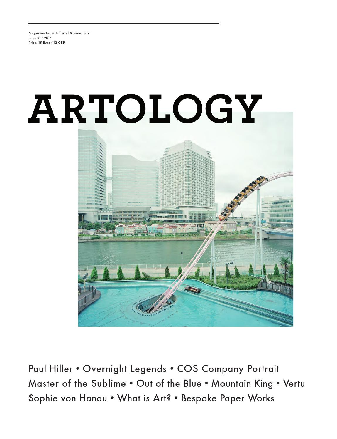 Artology ISSUE No. 3 by Corporate Creation - issuu