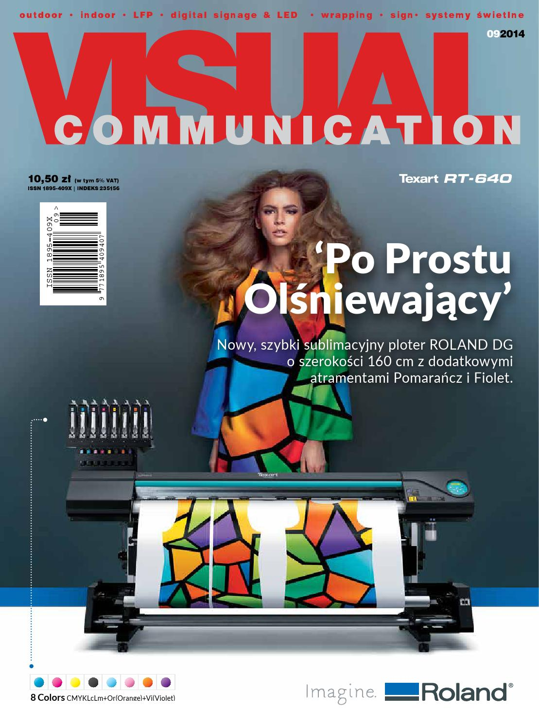 db7fdfda2a6316 Visual Communication 09/2014 by Redakcja EMG - issuu