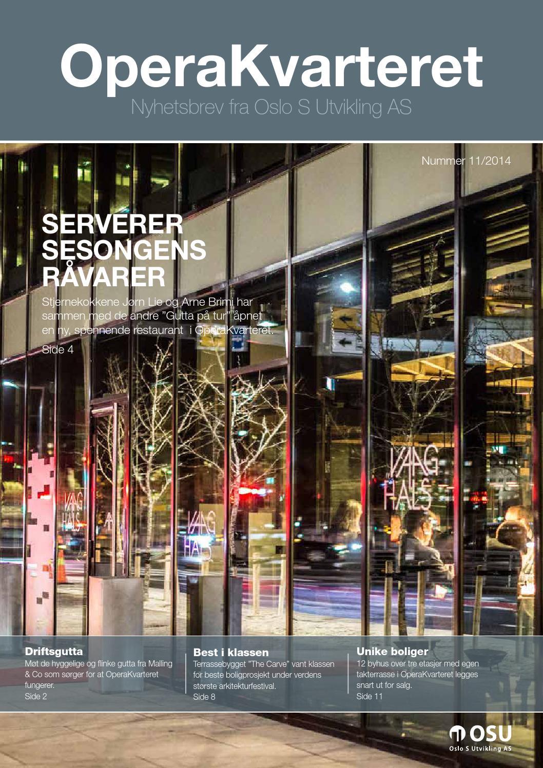3894a9b0 OSU Newsletter Oktober 2014 by Lemon Reklamebyrå - issuu