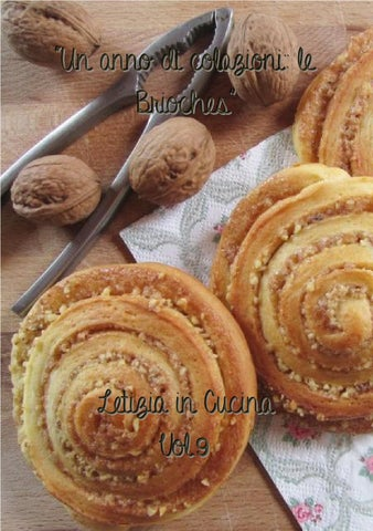 Raccoltabrioches by Letizia in Cucina - issuu