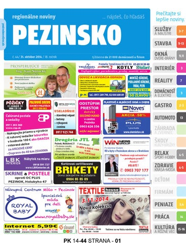 76de48832a220 PEZINSKO 14-44 by pezinsko - issuu