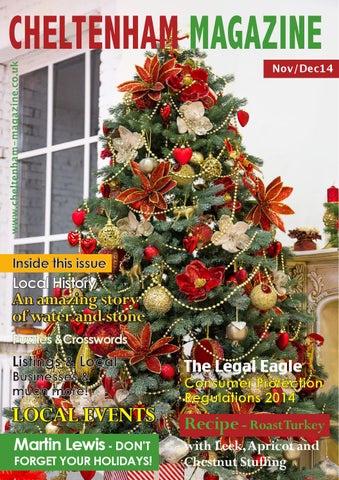 Cheltenham Magazine Nov14 By Love Local Magazines Formerly Glos