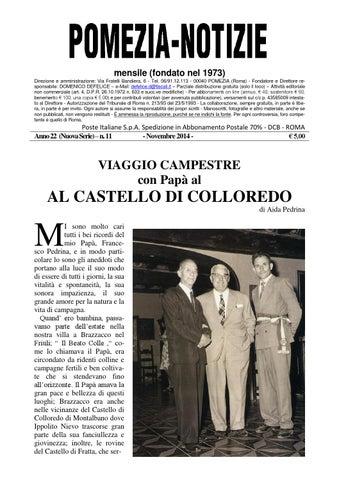 mensile (fondato nel 1973) Direzione e amministrazione  Via Fratelli  Bandiera e807afdc0e71