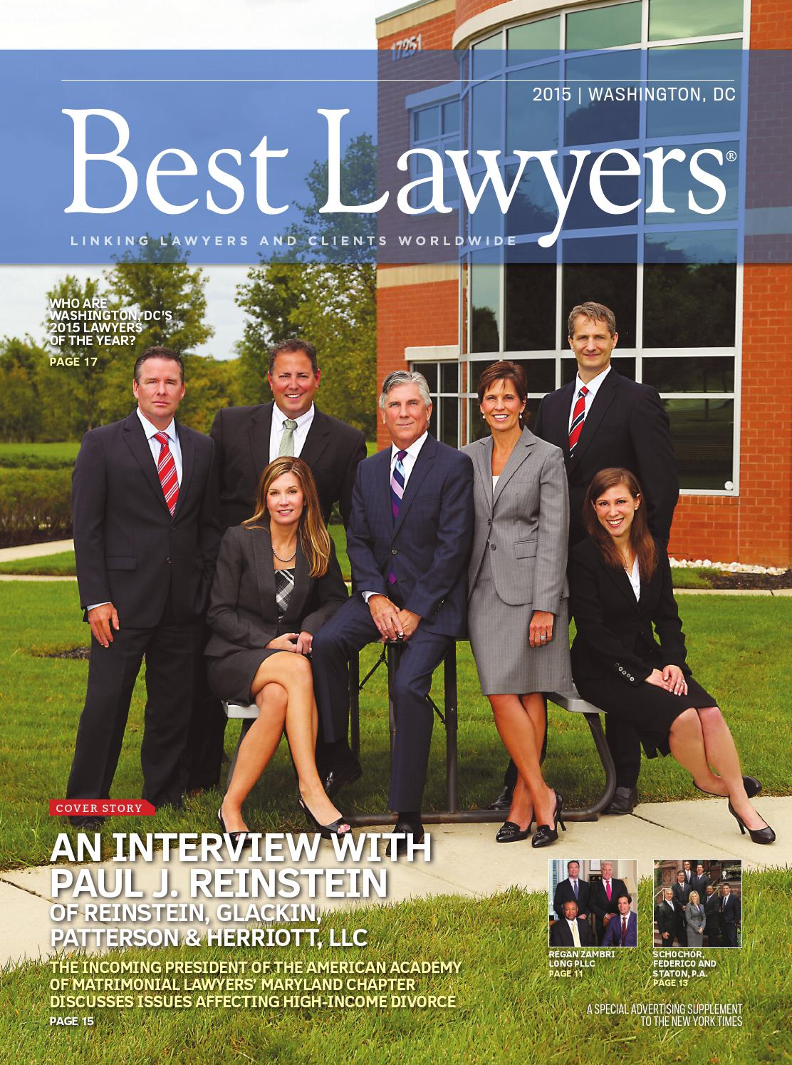 Best Lawyers In Washington Dc 2015 By Best Lawyers Issuu