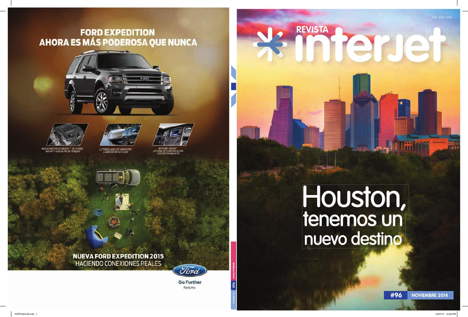 Revista interjet noviembre 2014 by Interjet - issuu 93e948f3d65