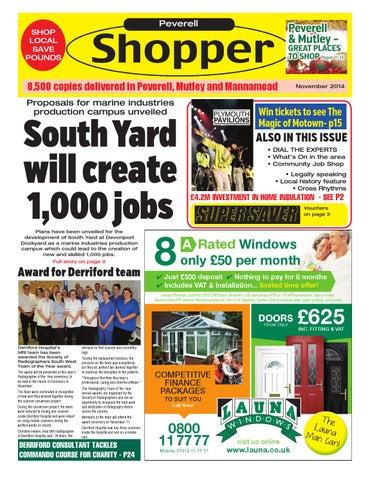 The Plymouth Shopper November 2014