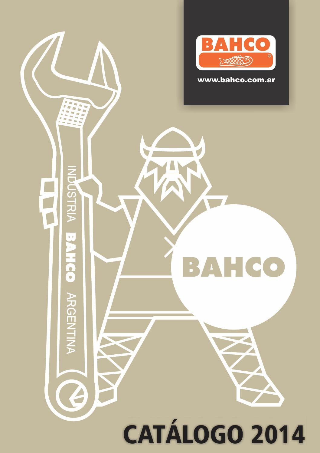 8 mm Drive Bahco 28MV-8 LLAVE TUBO AISLADA 8