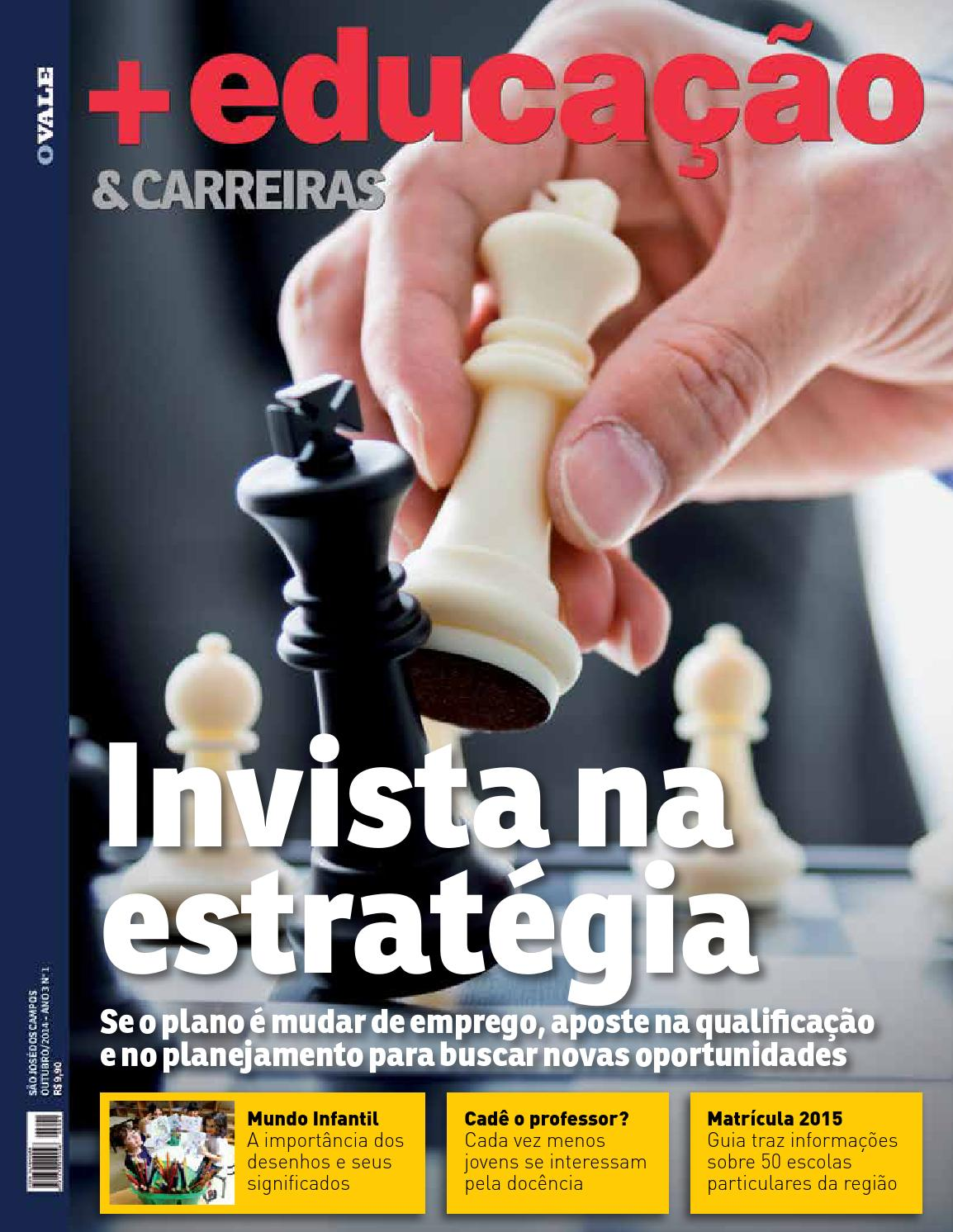 8b1d3f58b8 Revista Educação   Carreiras by OVALE - issuu