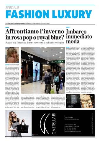 Fashion luxury 8 pag2014 by SPM Pubblicità - issuu d56320074ad