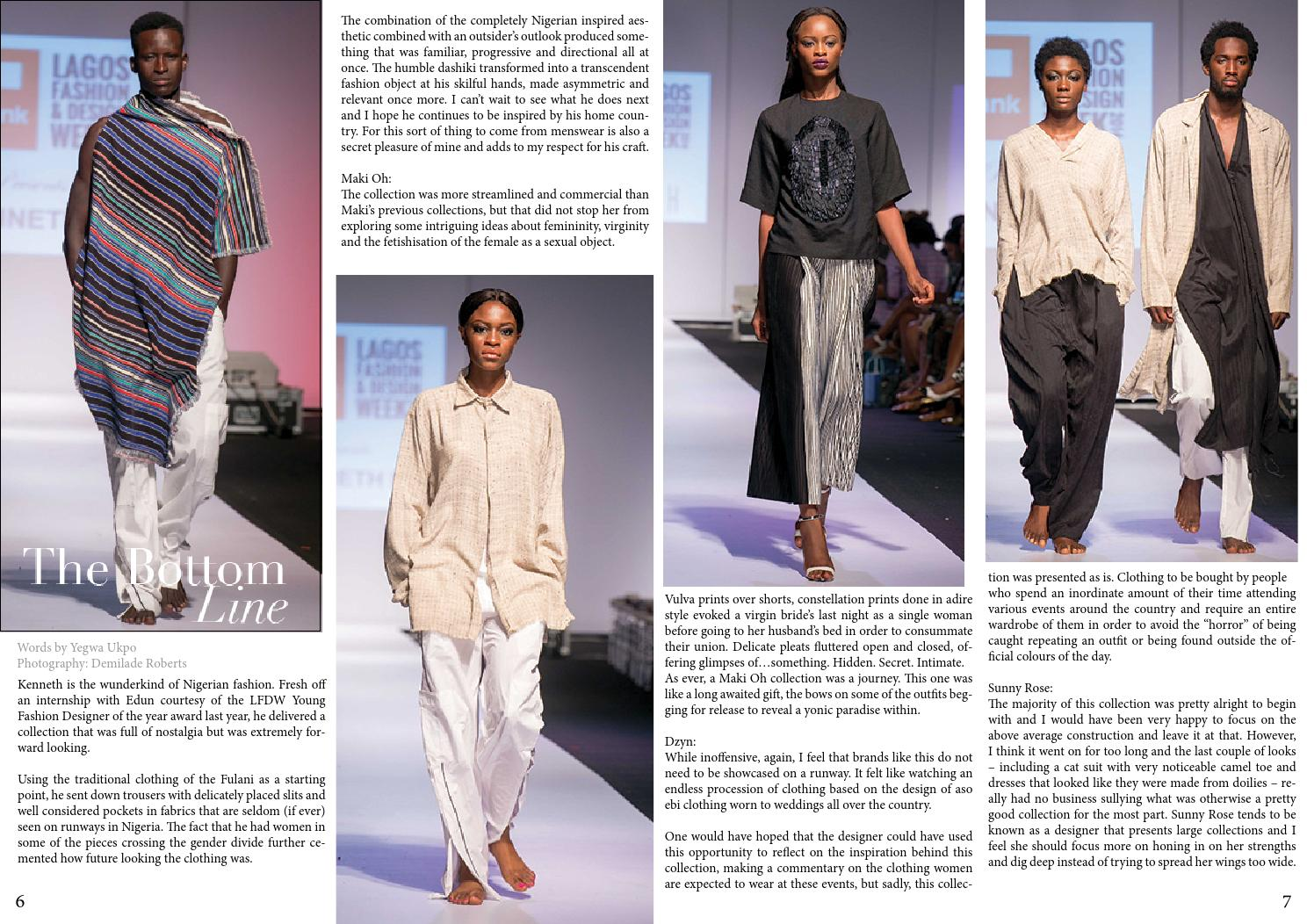 Thestylehq Fashion Week Daily Day 2 By The Style Hq Issuu