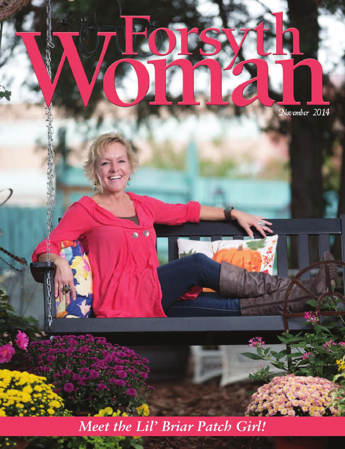 Forsyth Woman November 2014 By Mags Issuu Circuit Breakers Service Billie The Girl