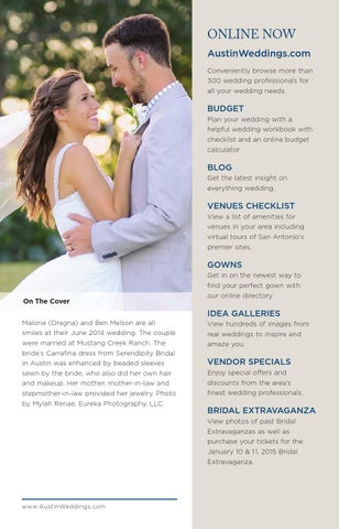 Online Now Austinweddings Conveniently Browse More Than 300 Wedding Professionals For All Your Needs