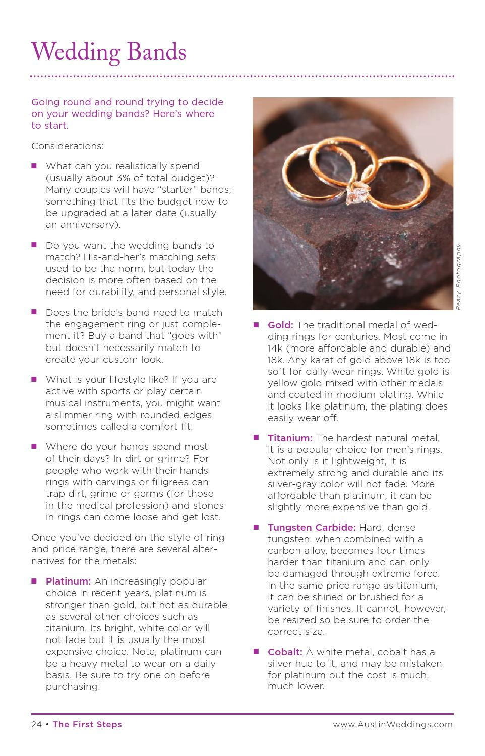 Austin S Wedding Guide By Texas Wedding Guide Issuu