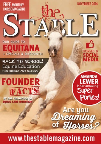 The stable magazine by thestablemagazine issuu page 1 fandeluxe Gallery