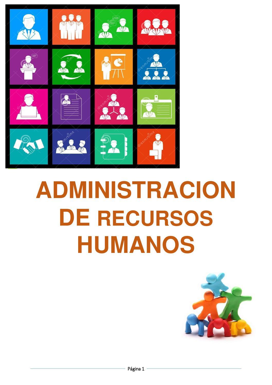 Administracion de Recursos Humanos by juli galeano - issuu