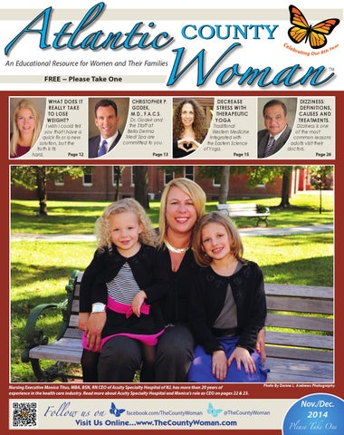 e07be11fa4e41 Atlantic County Woman - 2014 November December by The County Woman ...