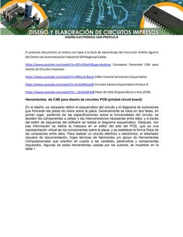 diseño electrónico con proteus 8rubén espinosa - issuu