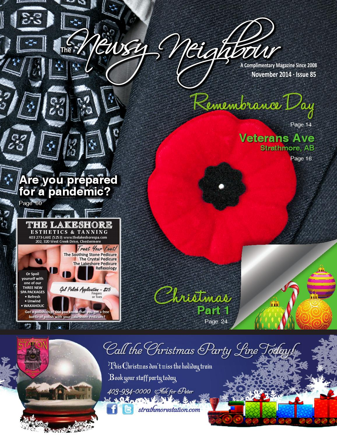 the latest a8d9e 98490 The Newsy Neighbour November Issue 85 by The Newsy Neighbor - issuu