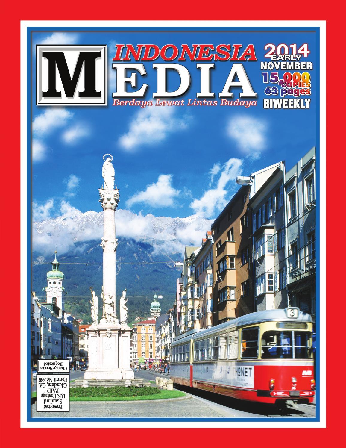 Indonesia Media Issue November 2014 By Issuu De Michel Sandal Flat Wanita Mogi 1 Gold