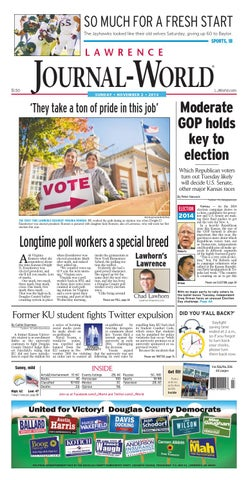 72d7d9c5cf3 Lawrence Journal-World 11-02-14 by Lawrence Journal-World - issuu