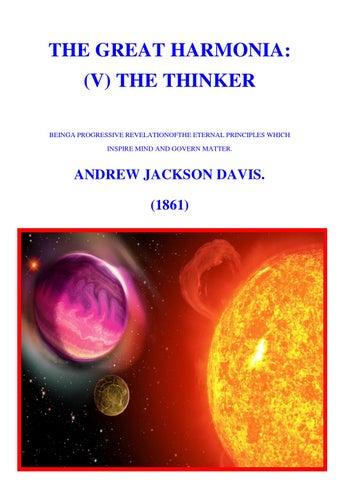 The Great Harmonia: Part V: The Thinker - Andrew Jackson