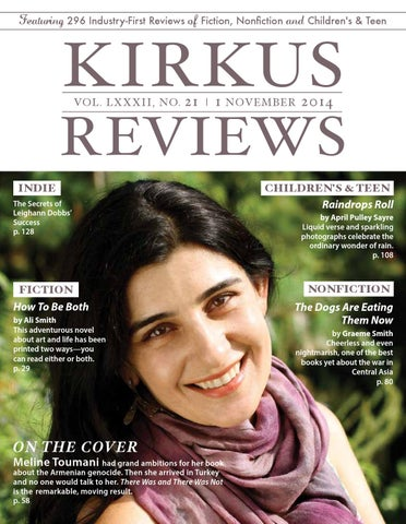 November 01 2014 volume lxxxii no 21 by kirkus reviews issuu page 1 fandeluxe Image collections