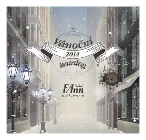 f66f14777ee Vánoční katalog 2014 by FAnn parfumerie - issuu
