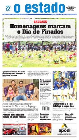 Edição 22377 - 03 de novembro de 2014 by Jornal O Estado (Ceará) - issuu 968efe2a8a38f