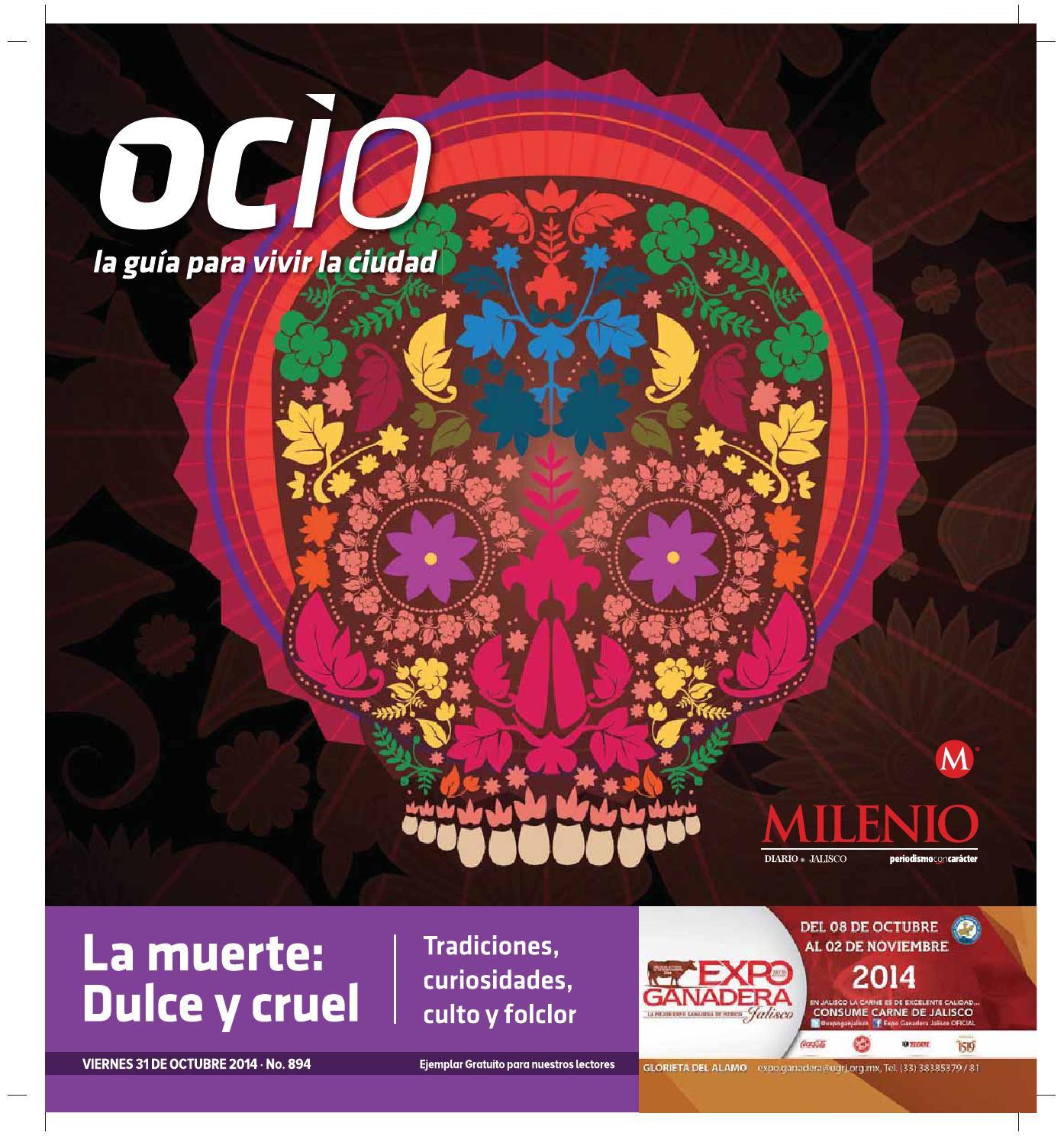 Ocio 894 by Ocio Guadalajara - issuu 4c95395c800