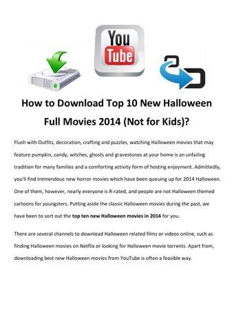 Top 10 halloween movies free download by amigabit - issuu