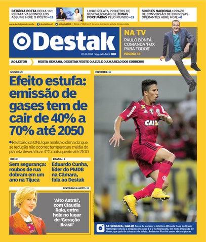 Rio de Janeiro - 1510 by Destak Jornal - issuu 75752a15bb4a3