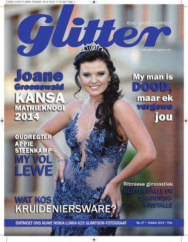 """Cover of """"November glitter"""""""