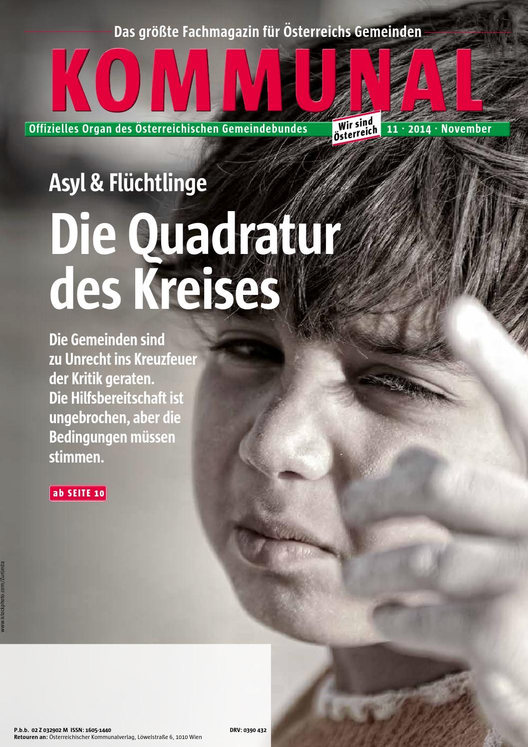 Kommunal 11/2014 (13 MB) by Gemeindebund - issuu
