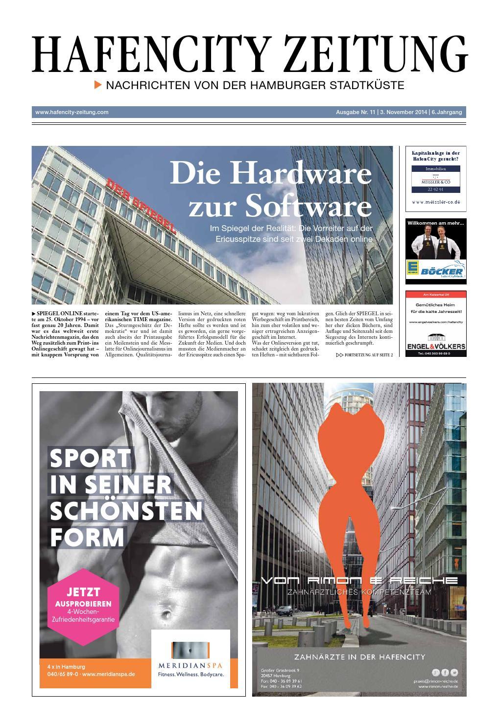 Foe Karte Der Kontinente Jhw.Hafencity Zeitung November 2014 By Michael Klessmann Issuu