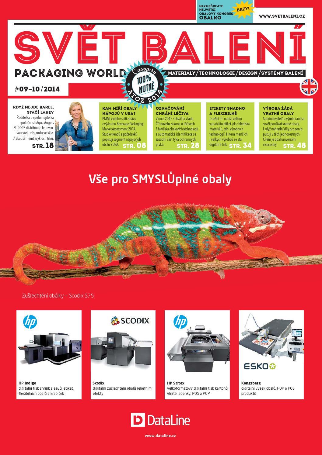 6335c2f207e SVĚT BALENÍ 9-10 2014 by ATOZ Packaging - issuu
